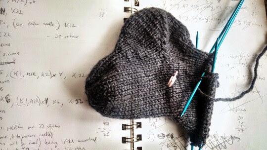 knit schnauzer